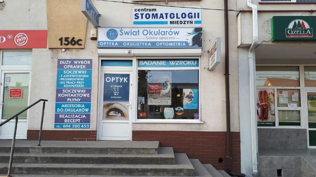 011ac7372867 👓 Salon Optyczny Świat Okularów